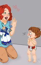 Little boy Jack by babyboylane