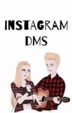 Instagram DMs || lrh au. #Wattys2016 by thelucifers