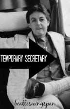 Temporary Secretary by mccartneytwo