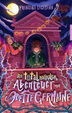 Odette und die Skelette by FrannySage