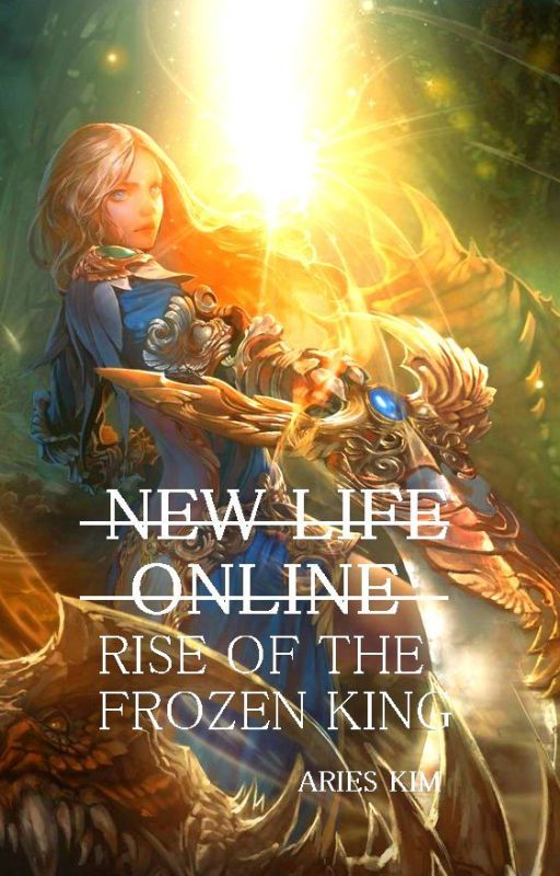 New Life Online: Rise Of The Frozen King by scythus