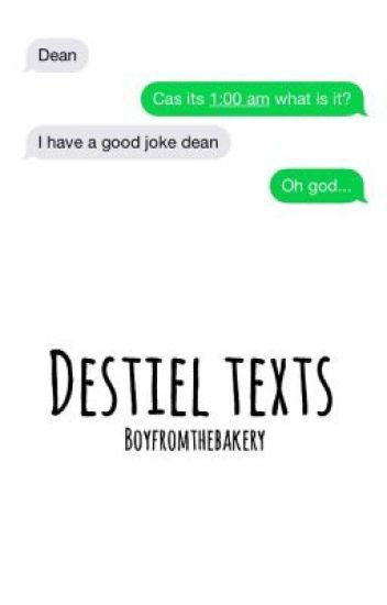 Destiel texts
