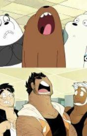 We Bare Bears x Male Reader by vocataku20