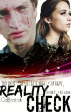 Reality Check (The 100) by cat_bostick