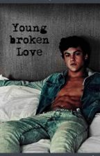 Young broken love by hannah_king16