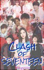 Clash of SEVENTEEN by taeiltrash