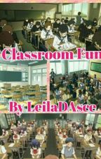 Classroom Fun by LeilaDAsce