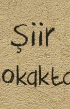 ŞİİR SOKAKTA by yaprakipekalbayrak