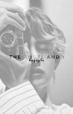 The Angel and I (vkook) by kagayla