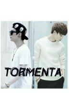 Tormenta [Yoonmin, OneShot, Yaoi Hard] by oripuchan