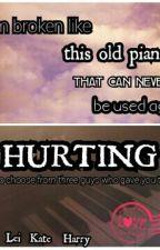 Hurting by PauleenTorres