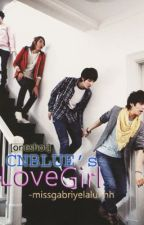 [One Shot] CNBlue's Love Girl by missgabriyelala