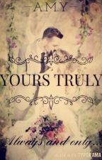 Yours Truly  by aksthetic