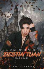 彡La maldición de la bestia Tuan; MarkBam GOT7 by nicole_camila