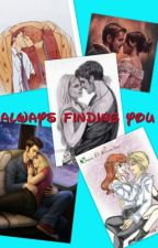 Always Finding You by peezie150