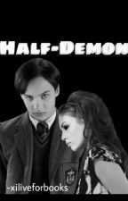 Half-Demon [Tom Riddle.] by xiliveforbooks