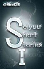 Seiyuu Short Stories I by HiroC18