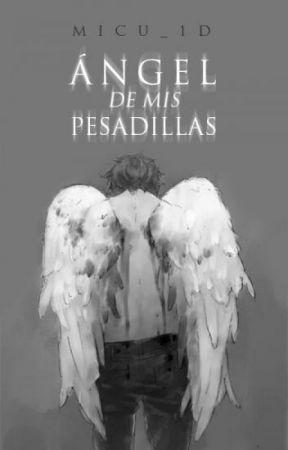 Ángel De Mis Pesadillas by MicuBalda