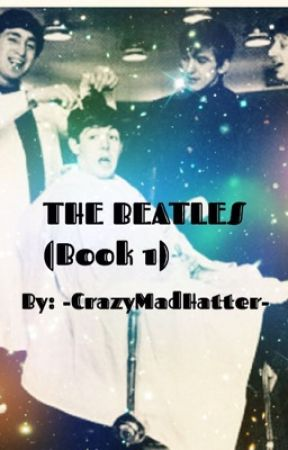 The Beatles by -CrazyMadHatter-
