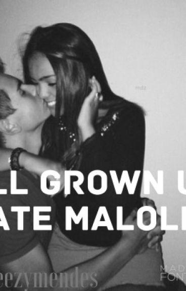 All Grown Up // N.M
