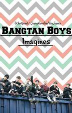 BTS Imagines by JungkookieHasJams