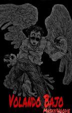 Volando Bajo (Masky x Hoodie) by Gloomily-Crazy