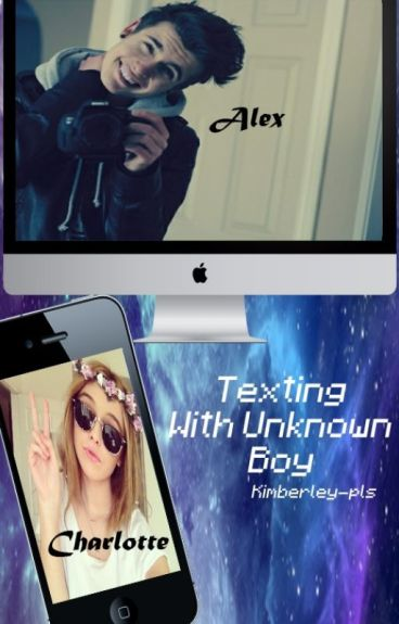 Texting with unknown boy