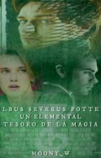 Albus Severus Potter. {Un elemental tesoro de la magia} by Moony_w
