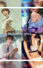 My Heart is yours  by JEON_BTS_PARK