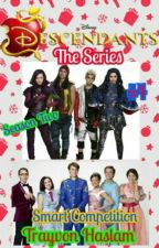 Disney Descendants The Series: Smart Competition by trayvonhaslam