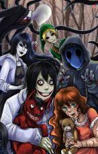 Familia Crepypasta by MizakiMeyo