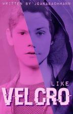 NEWTMAS: Like Velcro ♡ PT-BR by joanabachmann