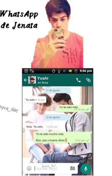 WhatsApp de Jenata