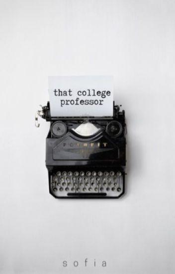 That College Professor