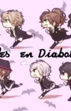 Subnormales en Diabolik lovers -w- by TripleBaka-3-