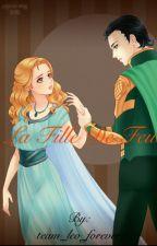 La fille de feu by loki_avengers
