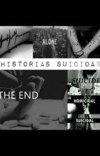 Historias Suicidas by constanza-aguilera