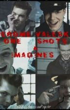 Jerome Valeska OneShots and Imagines by Andie_AmericanPsycho