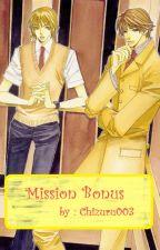 Mission Bonus by chizuru003