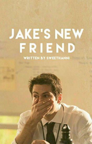 Jake's New Friend!