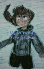 My drawings by Ven_betta