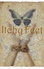 Itchy Feet by white_oak_eel