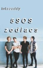 5SOS zodiacs by lukezaddy