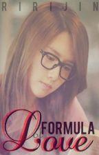 Formula Of Love ♥ [O N E  S H O T] by Ririjin