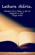 Leitura diária na presença de Deus. by CriisMonsores