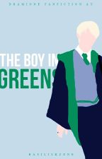The Boy In Greens (ADOPTED) by basiliskzone