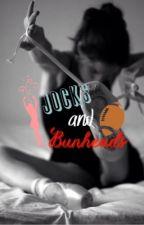 Jocks and Bunheads (Under Construction DON'T READ) by DancingBooksandMusic