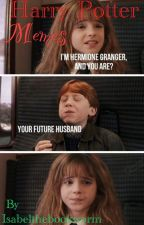 Harry Potter Memes by Isabelthebookworm