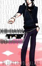 [Vanitas x Reader] Thirteen days to love by Quackleberry