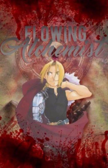[Edward x Reader FMAB fanfic] Flowing Alchemist